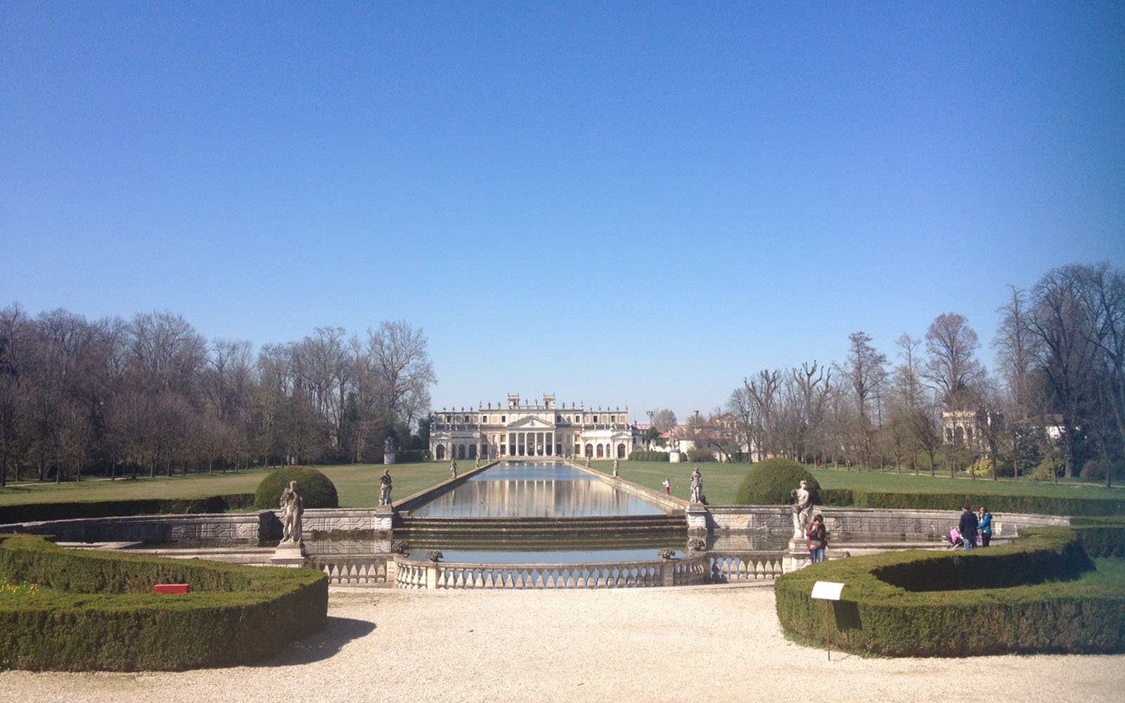 Villa pisani e il giardino degli agrumi oltreilbalcone - Il giardino degli esperidi ...