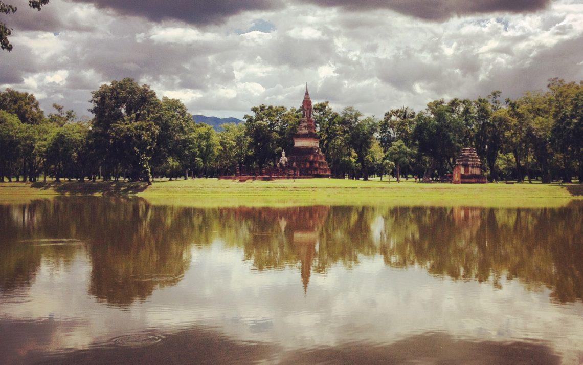 Parco di Sukhothai