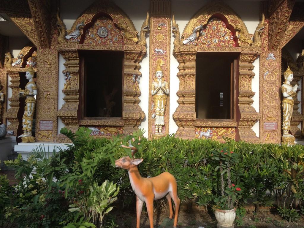 Wat Buppharam @oltreilbalcone