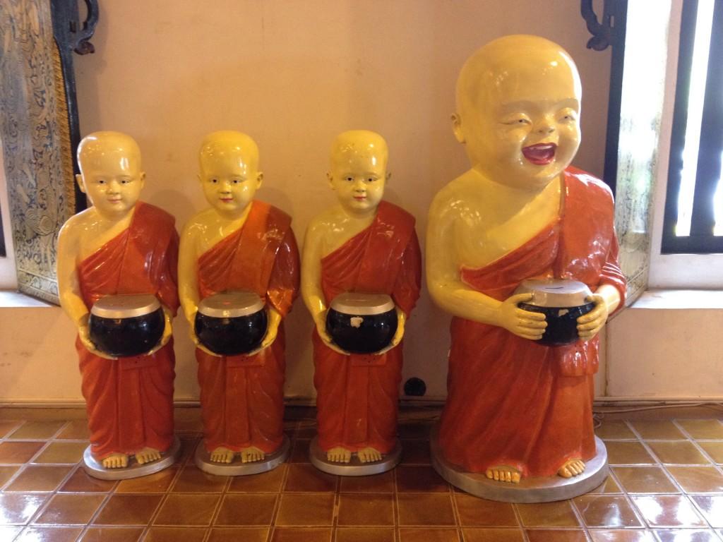 Wat Chedi Luang @oltreilbalcone