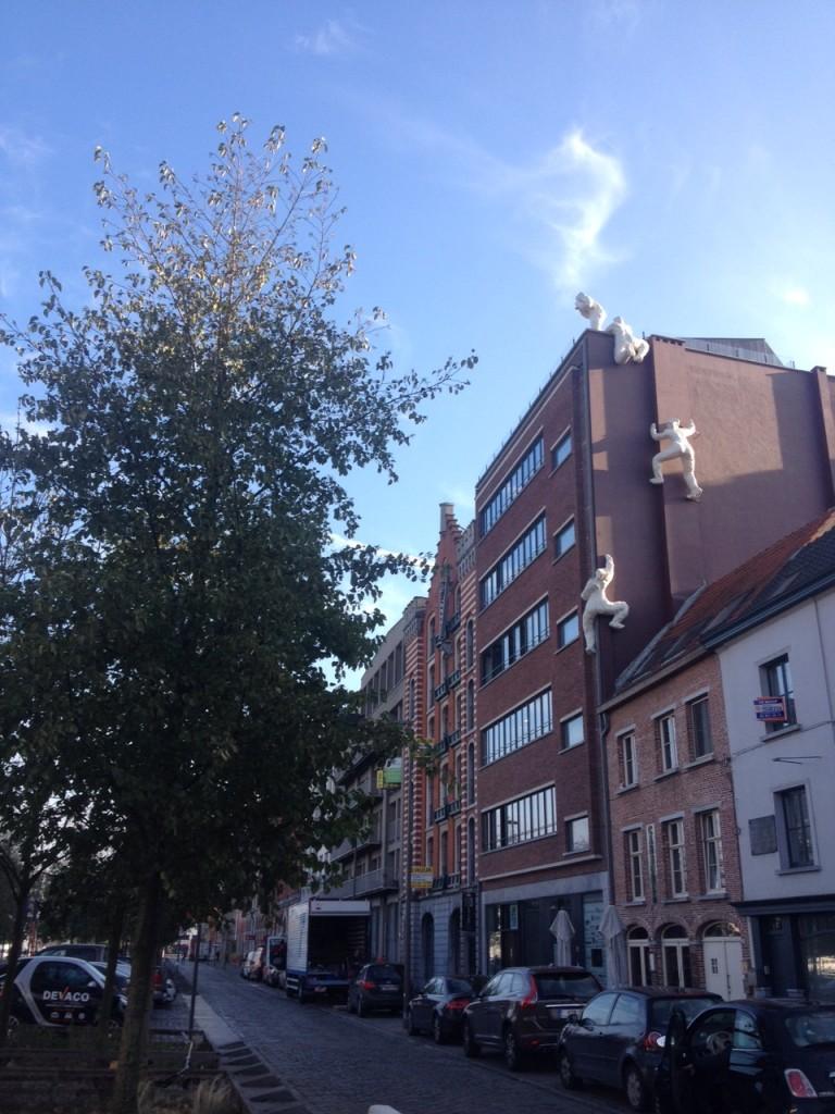 Il quartiere dei docks, Anversa @oltreilbalcone