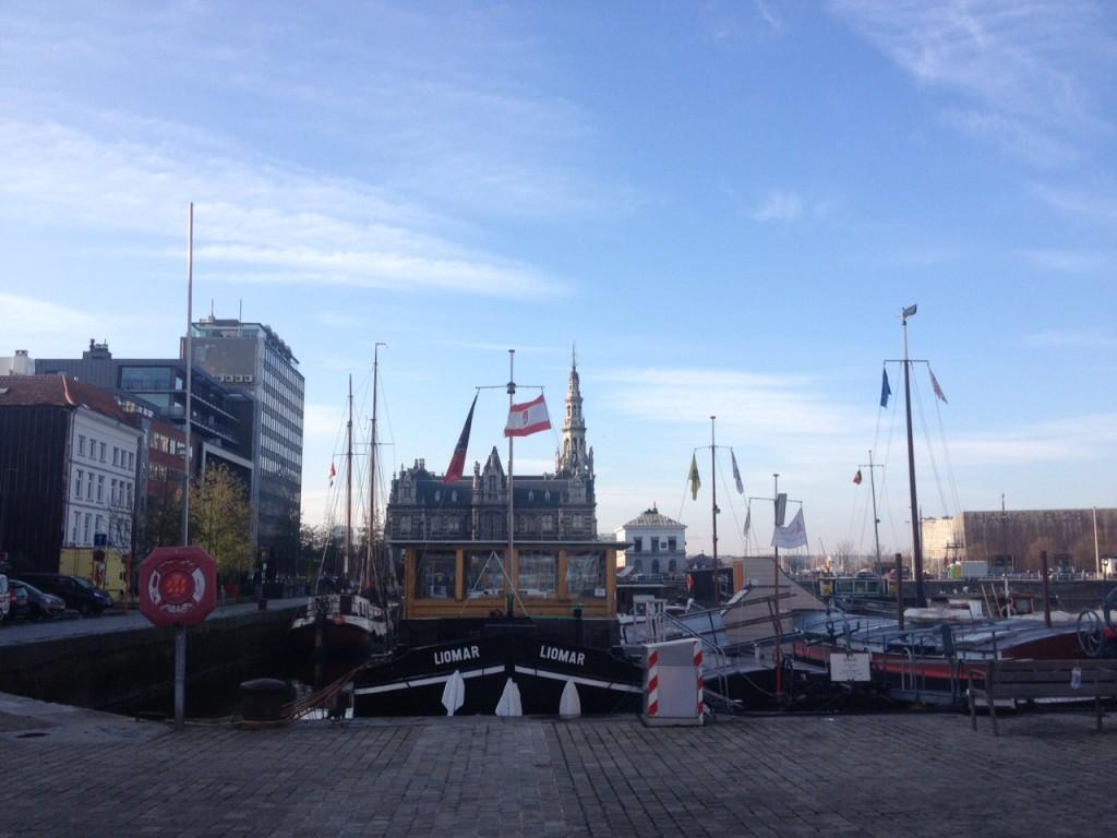 Docks, Anversa @oltreilbalcone