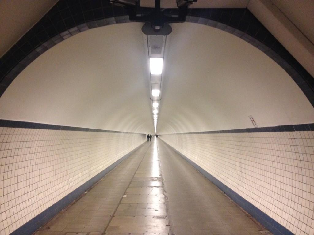 Tunnel sott'acqua, Anversa @oltreilbalcone