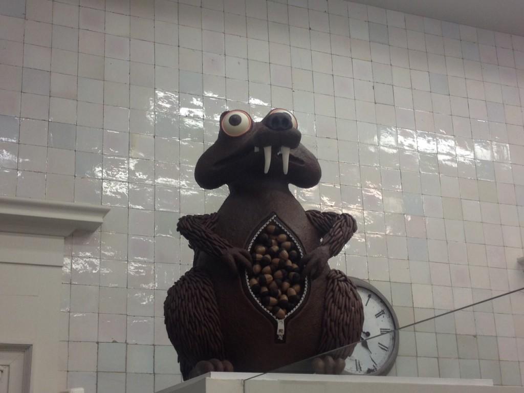 The Chocolate Line, Anversa @oltreilbalcone