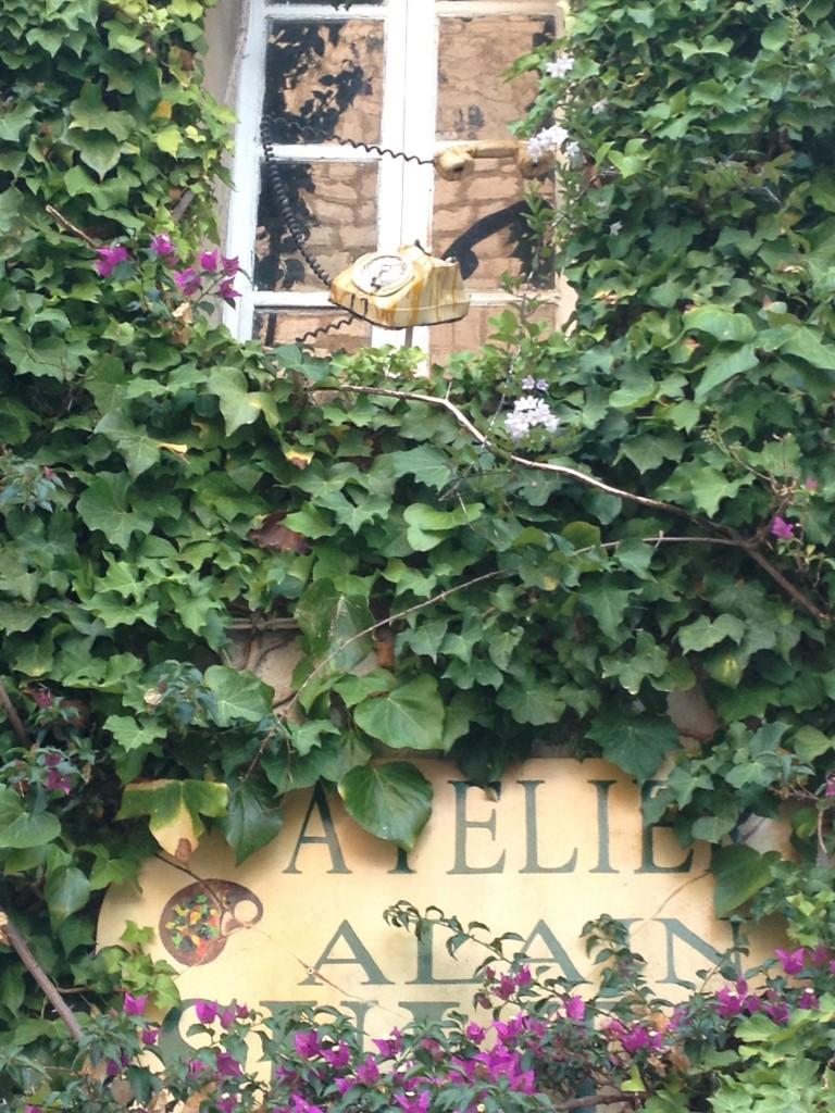 Saint-Paul de Vence @oltreilbalcone