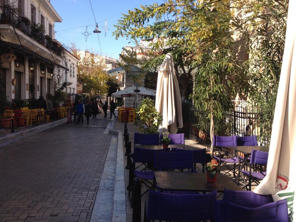 Psiri, Atene @oltreilbalcone