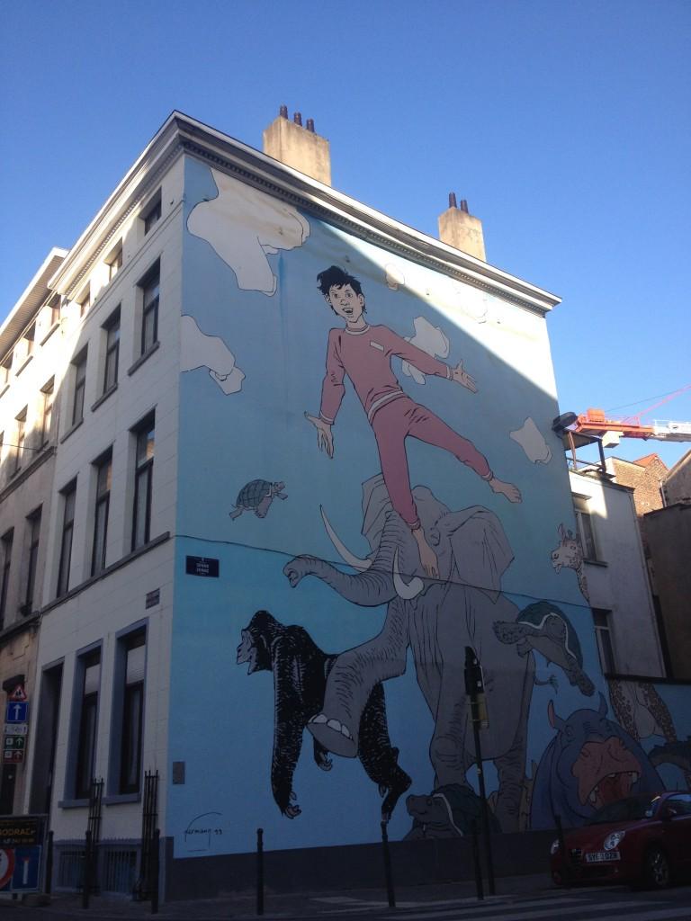 Bruxelles @oltreilbalcone
