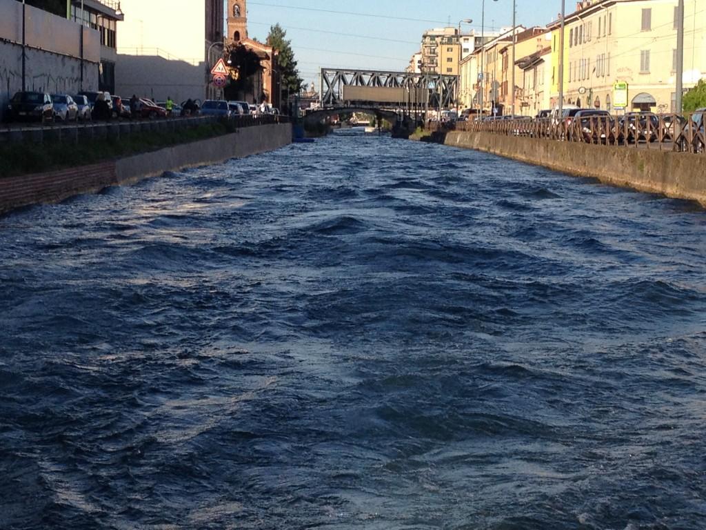 Naviglio Grande, Milano @oltreilbalcone