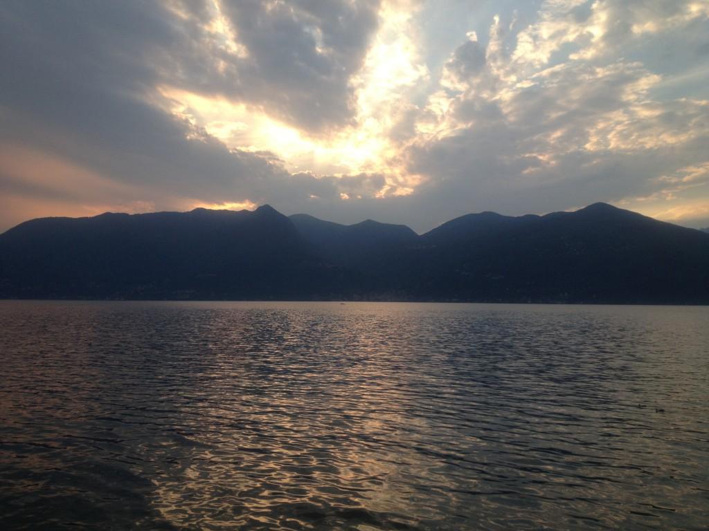 Lago Maggiore, Luino @oltreilbalcone