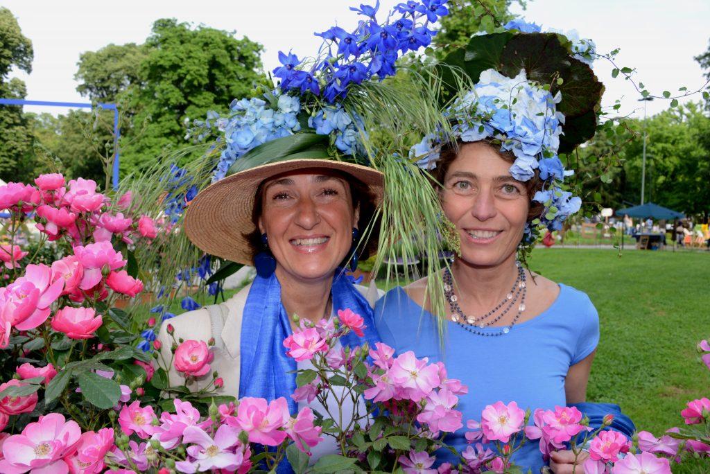 Cappelli fioriti @FabioNovelli