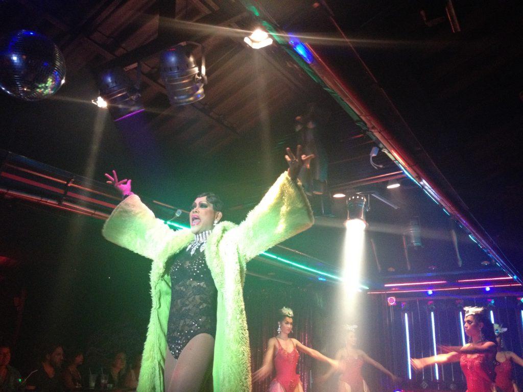 Queen's Cabaret @oltreilbalcone