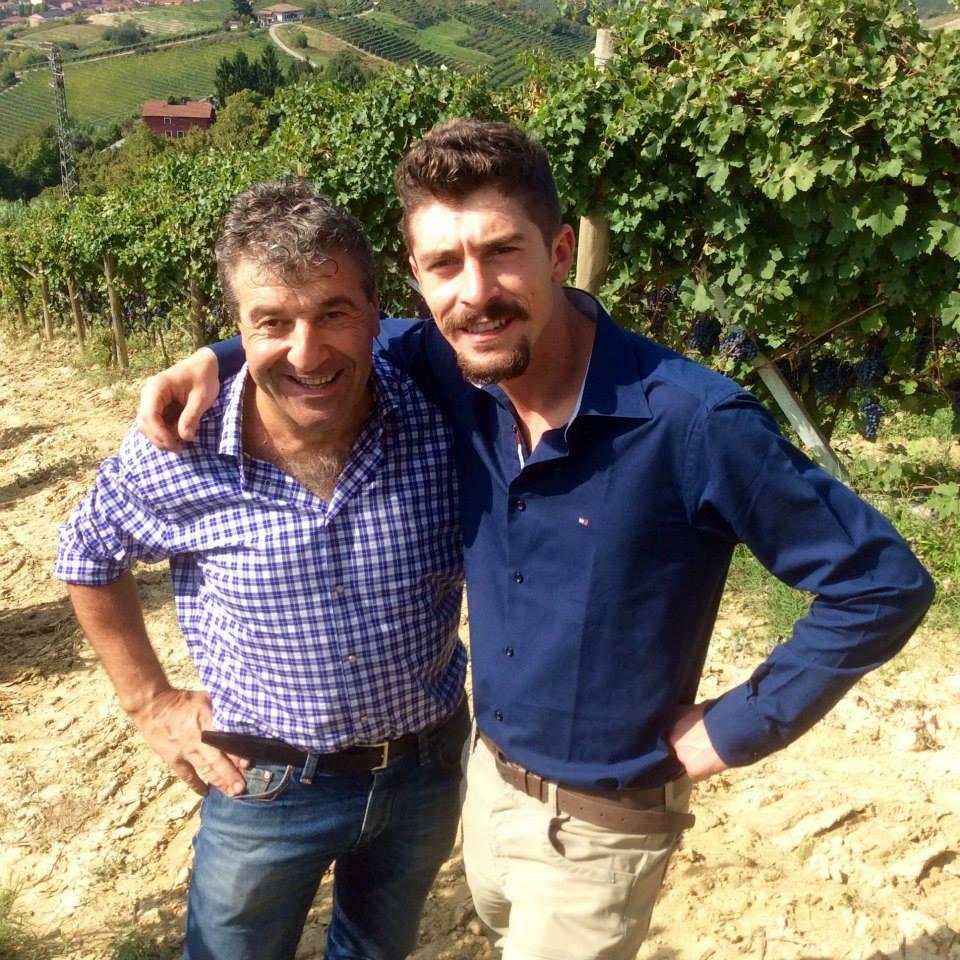 Padre e figlio, Angelo e Stefano Ferrio.