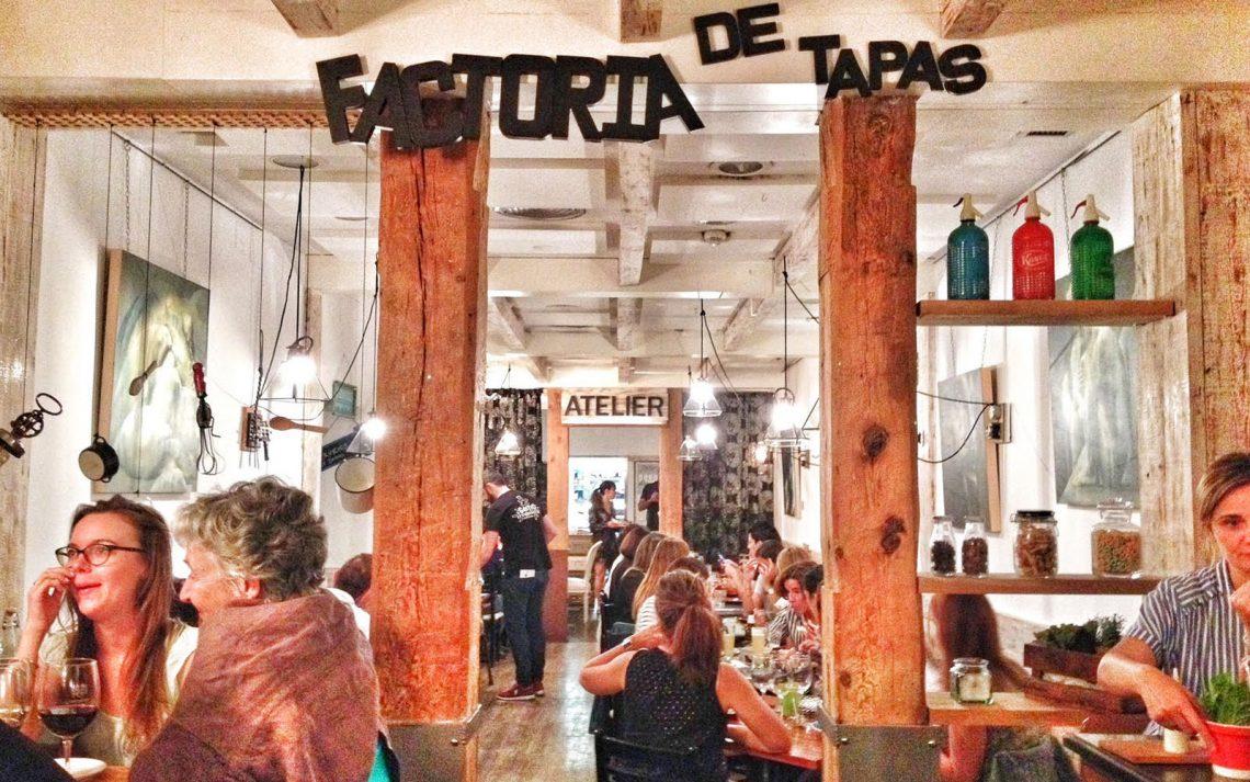 Dove mangiare tapas a Madrid © oltreilbalcone