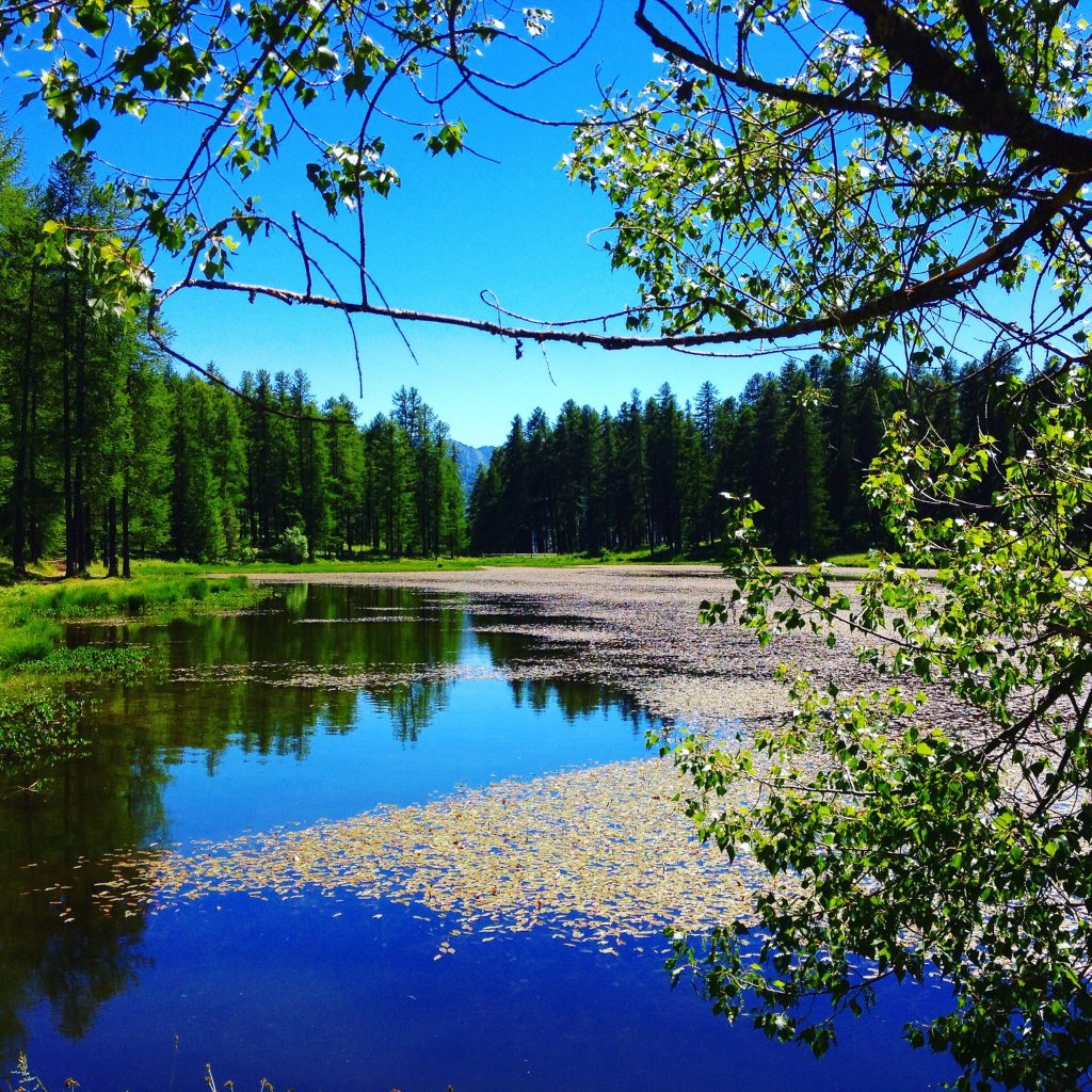 Lago di Roue. @oltreilbalcone