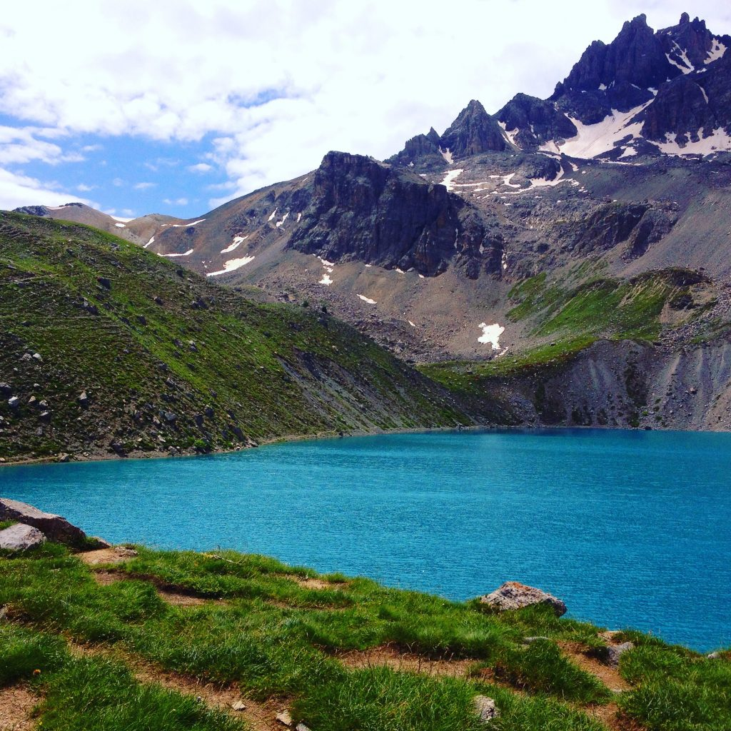 Lago di Sant'Anna. @oltreilbalcone