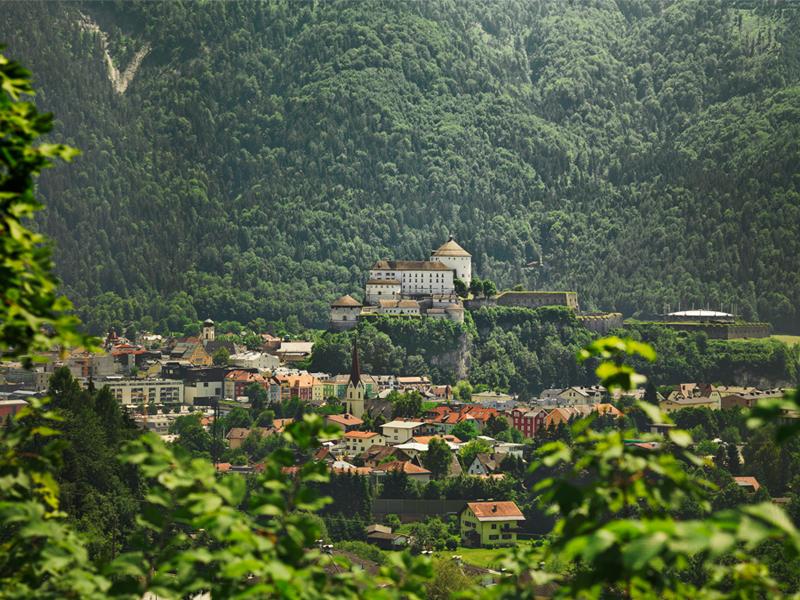 La Fortezza di Kufstein.