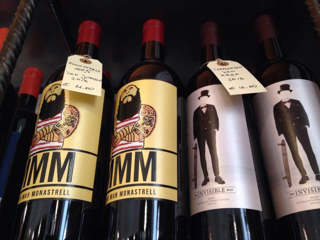 MMM (Macho Man Monastrell) di Casa Rojo.