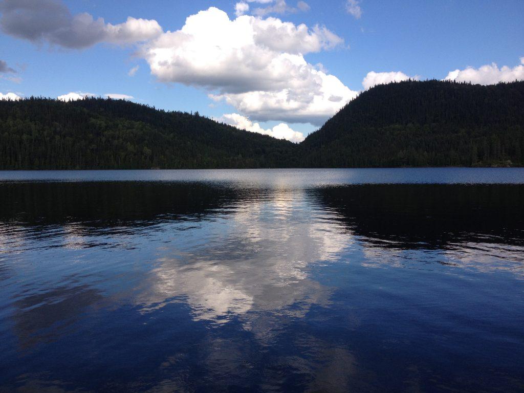 Lac de Sable. @oltreilbalcone