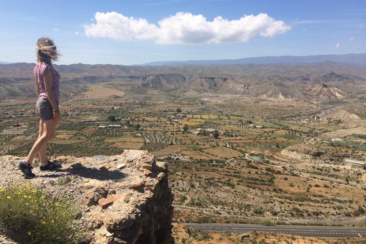 Il Deserto di Tabernas, Spagna