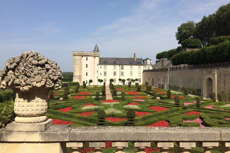 Castello di Villandry-Giardino Ornamentale