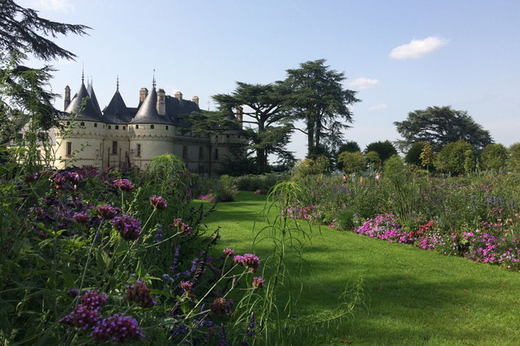 Lo Château de Chaumont