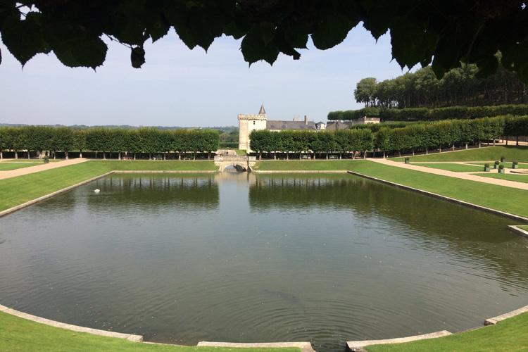 Giardini Acquatici Castello di Villandry