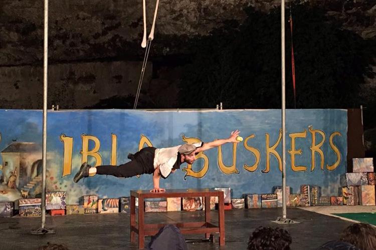 Equilibrista, Uno scorcio sull'ultima edizione di Ibla Buskers
