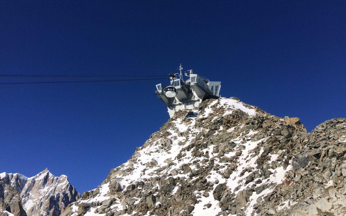 Skyway Monte Bianco Viaggio Insolito Ad Alta Quota