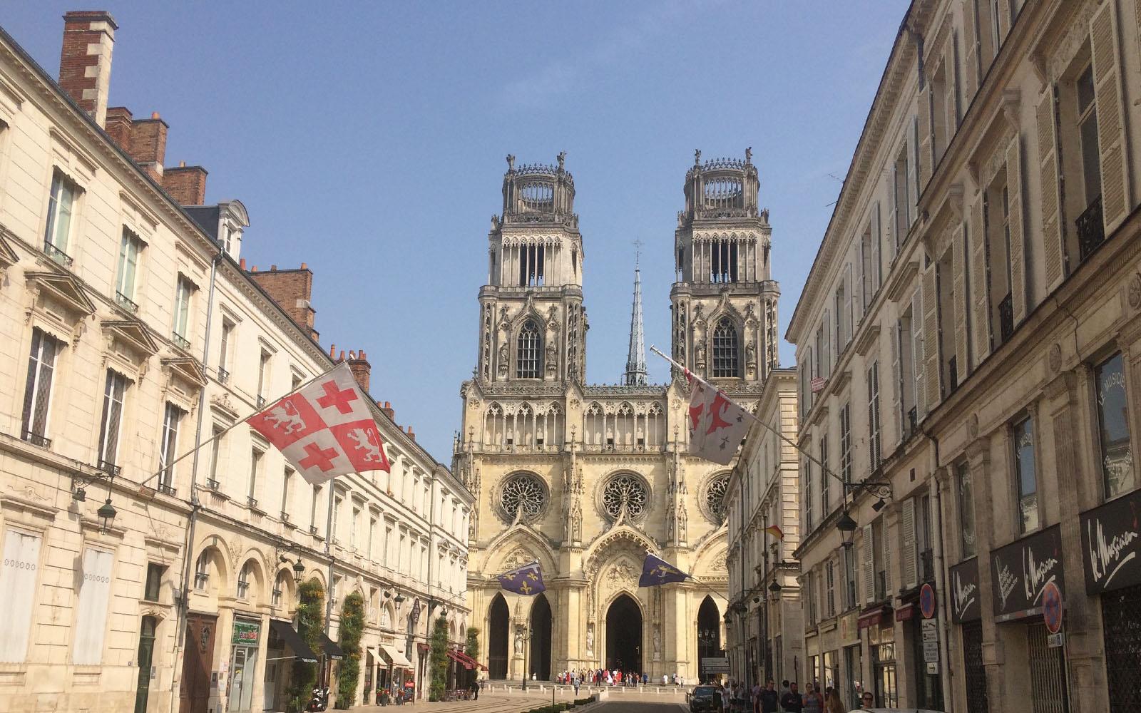 La cattedrale di Sainte-Croix