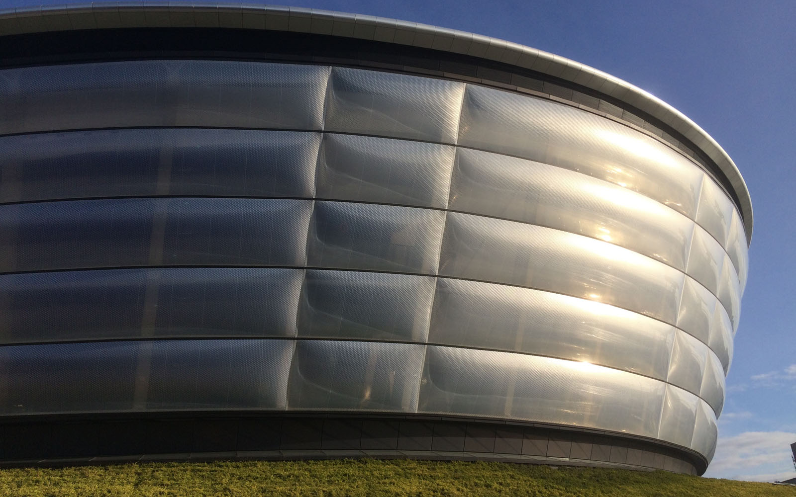 Scottish Hydro Arena Glasgow.