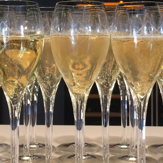 Champagne flut