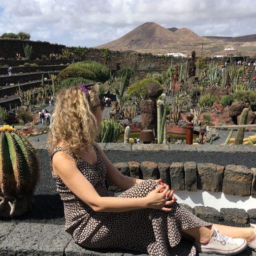 Lanzarote, giardino dei cactus