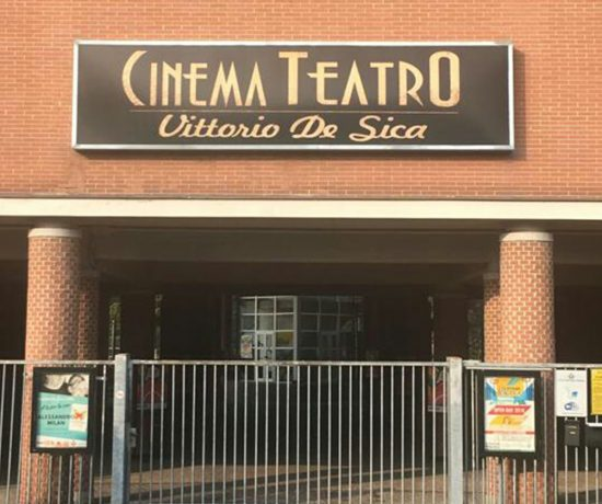 Teatro De Sica di Peschiera Borromeo © Marco Valletta