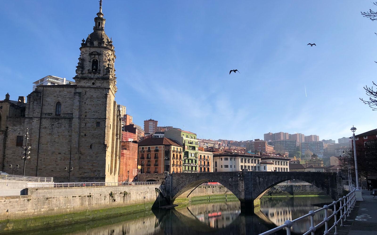 Una veduta del cuore storico della città.