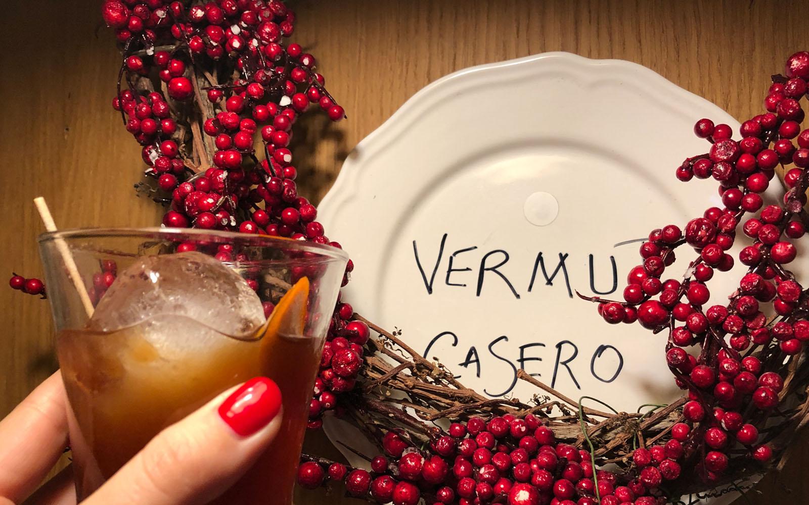 Una dei drink più popolari, il vermut