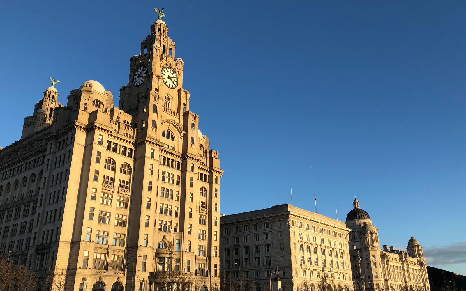 Il Royal Liver Building