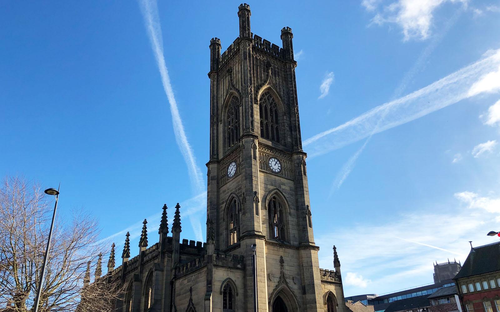 Cattedrale di Liverpool.