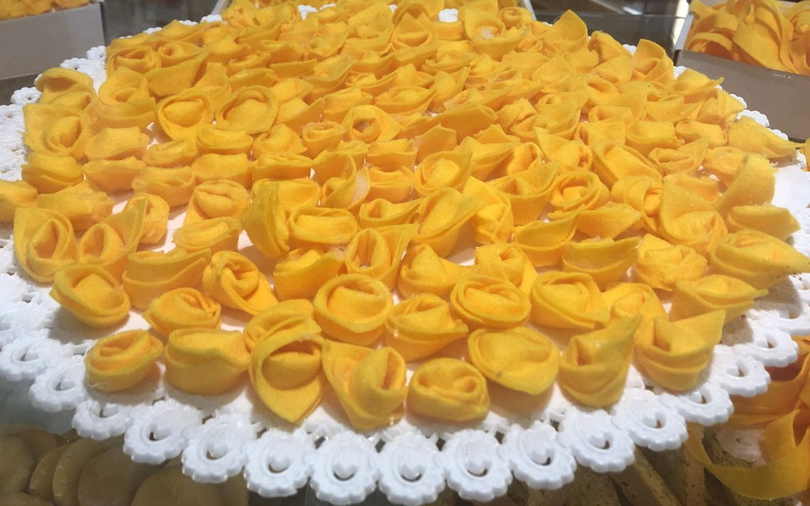Bologna tortellini © oltreilbalcone
