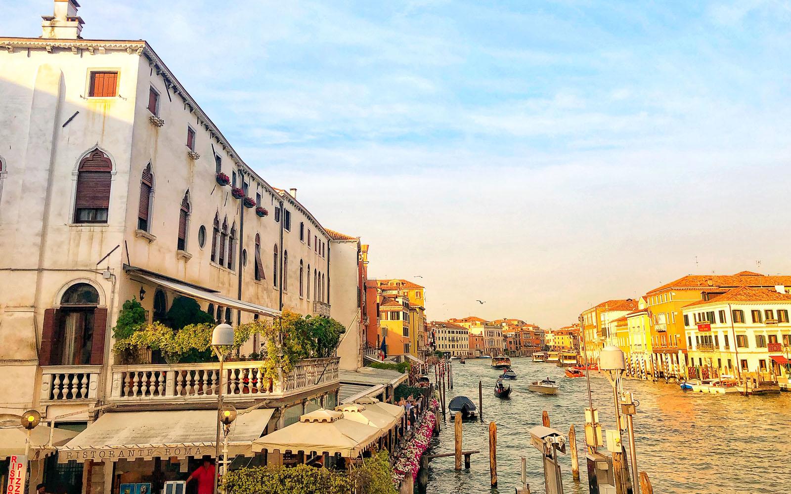 Venezia e la sua magica atmosfera.