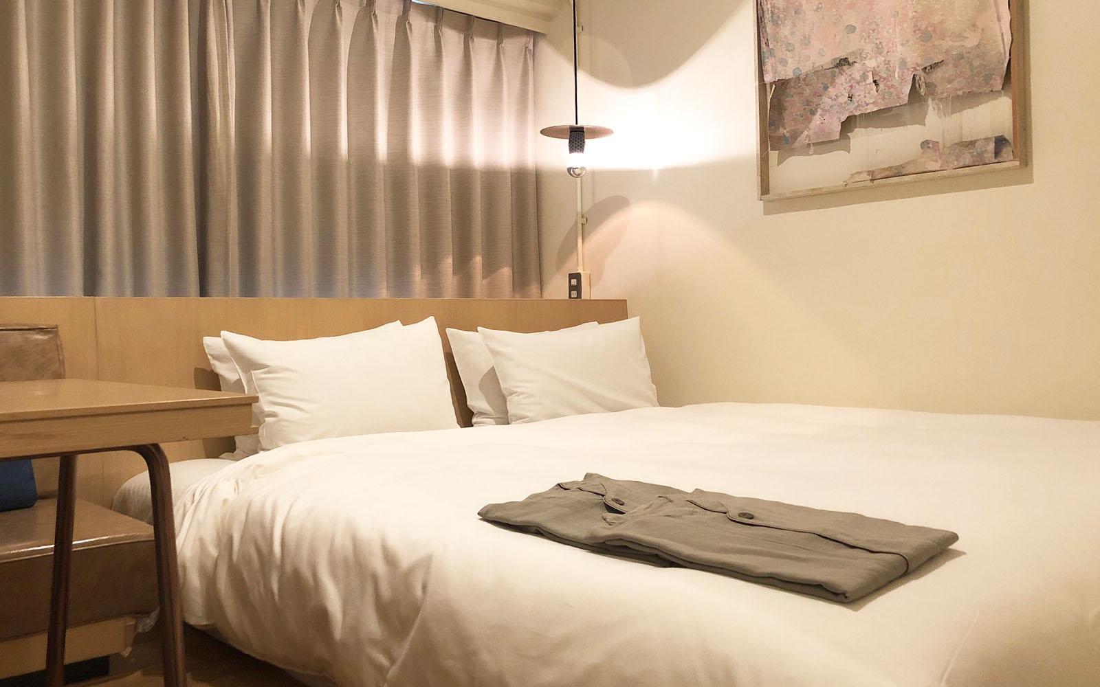 Una camera dell'Hotel Anteroom
