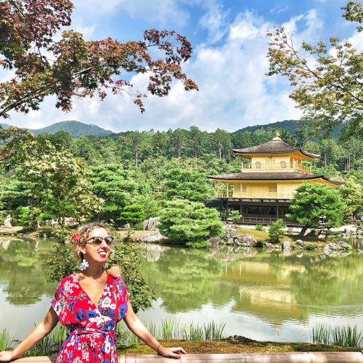 Kyoto Gold Pavillon © oltreilbalcone