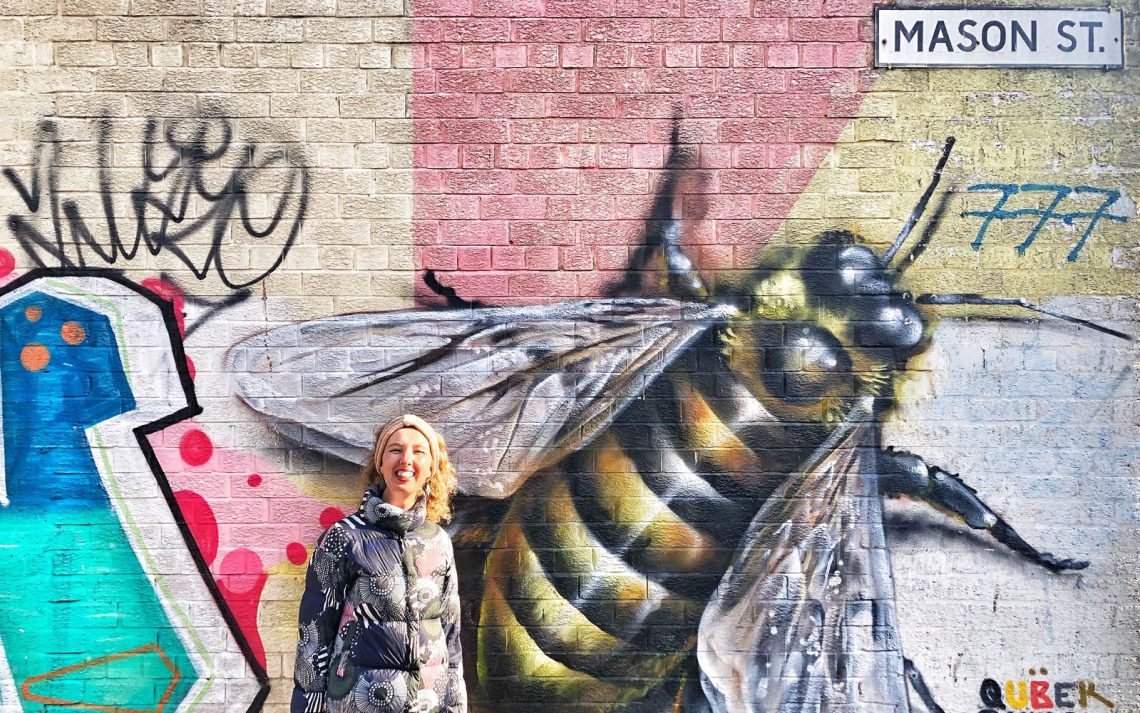 Manchester murale