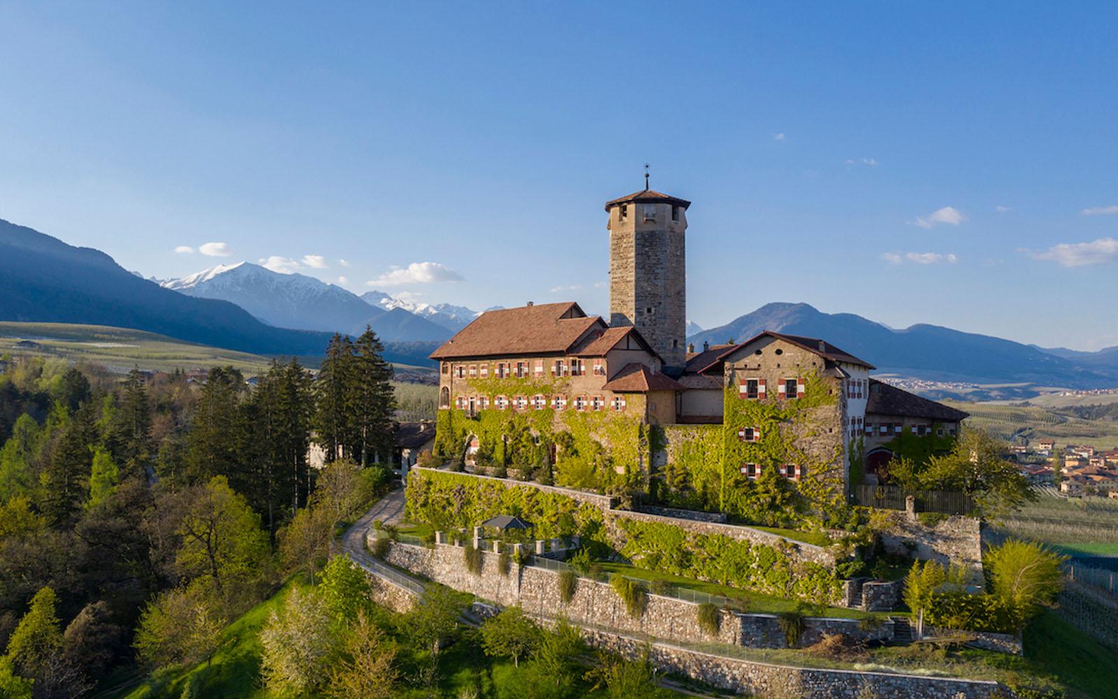 castel Valer Val di Non Trentino