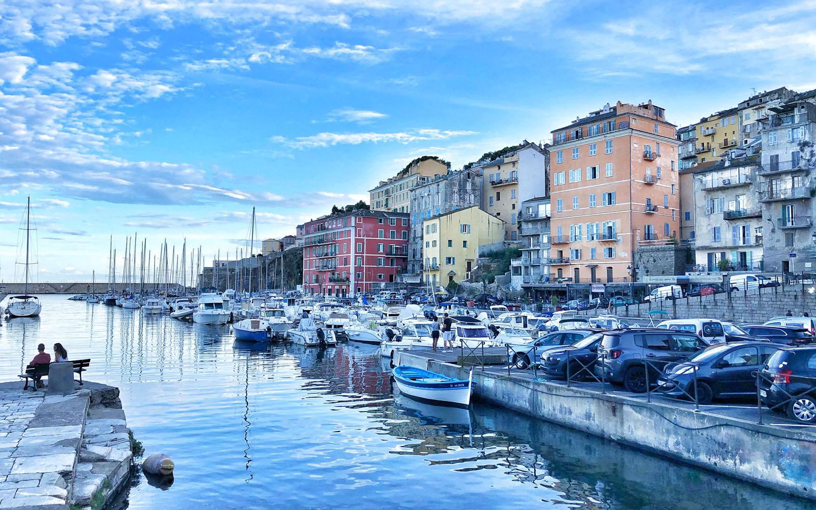 Il Vieux Port di Bastia.