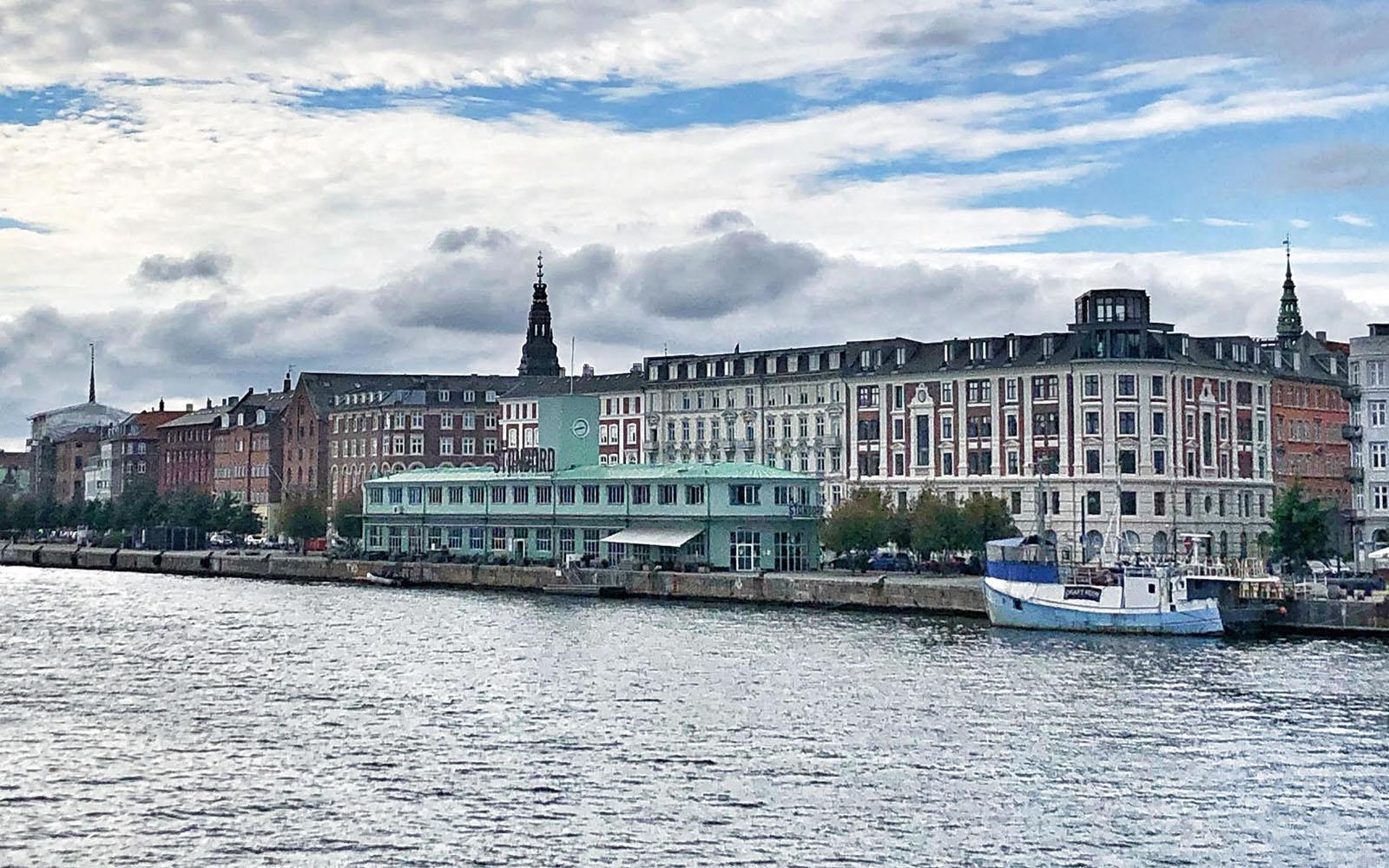 Scorcio di Copenaghen. © oltreilbalcone