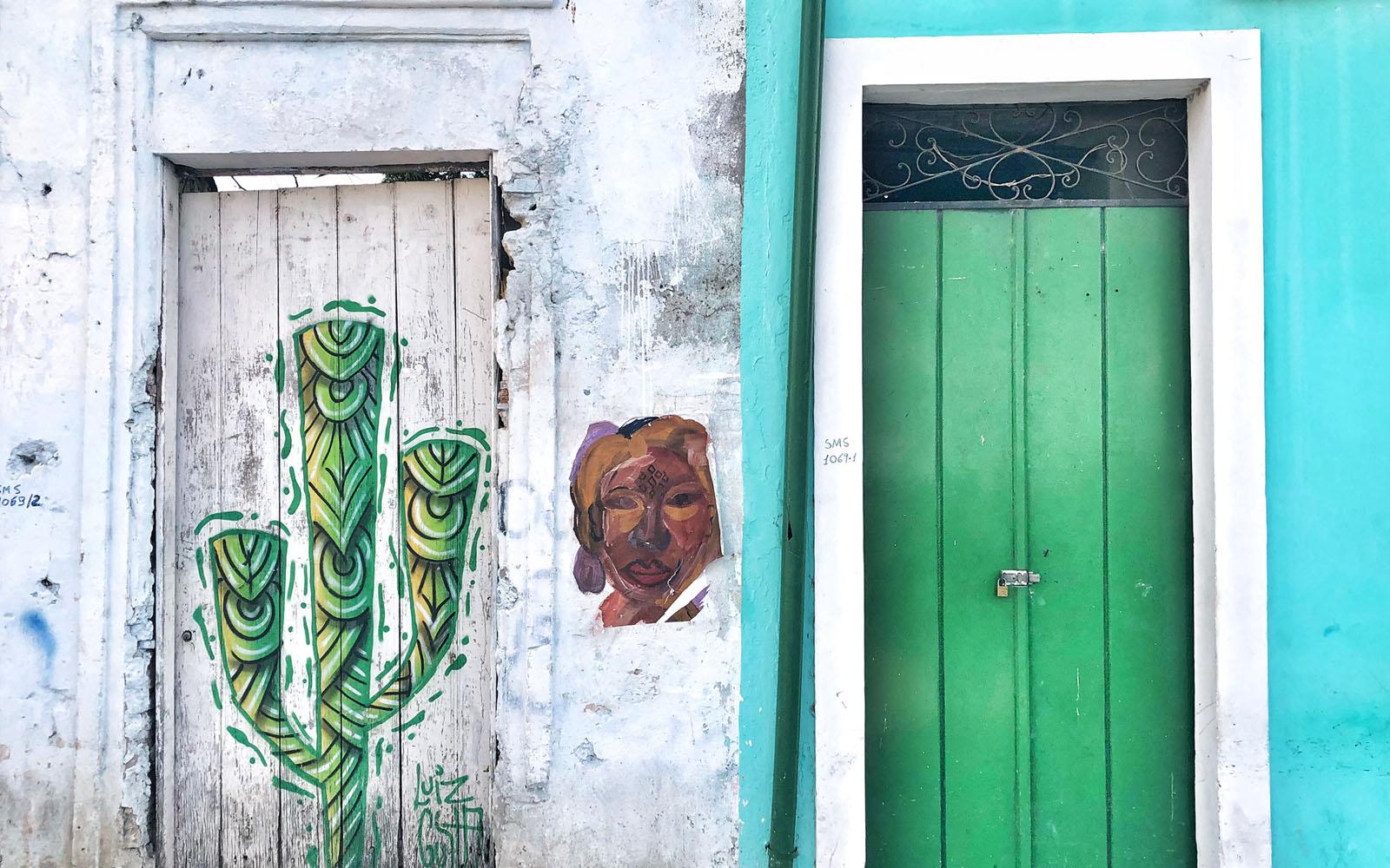 Per le strade di Cachoeira. © oltreilbalcone