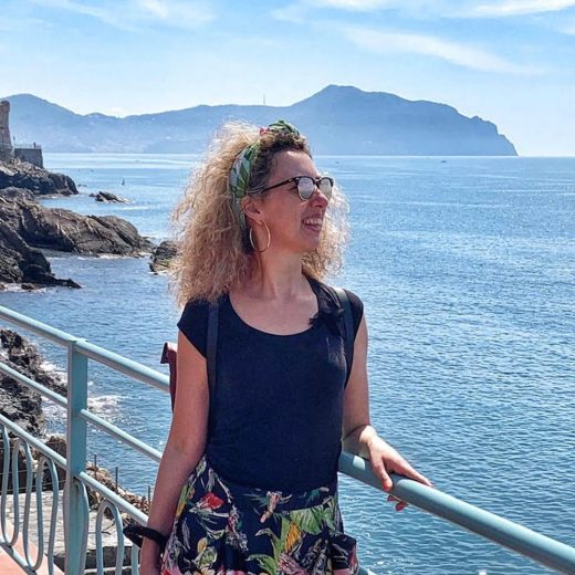 Genova Nervi Corinna Agostoni © oltreilbalcone