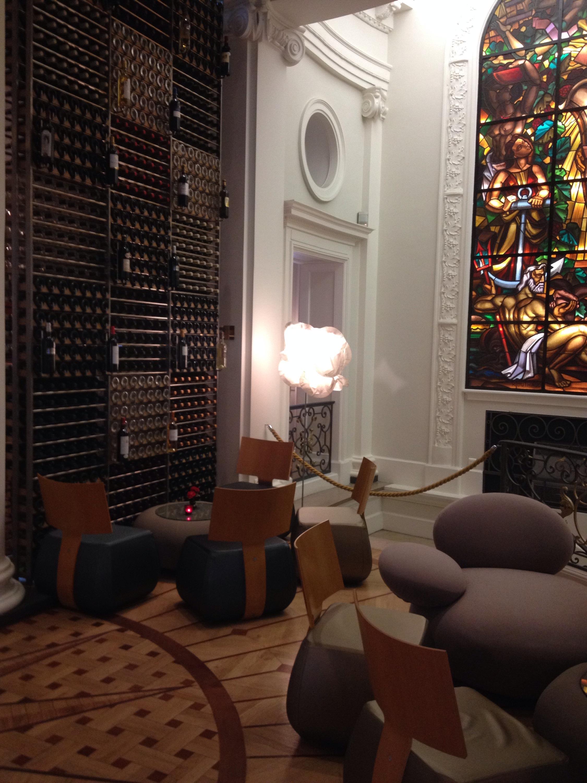 Maison du Vin, Bordeaux.