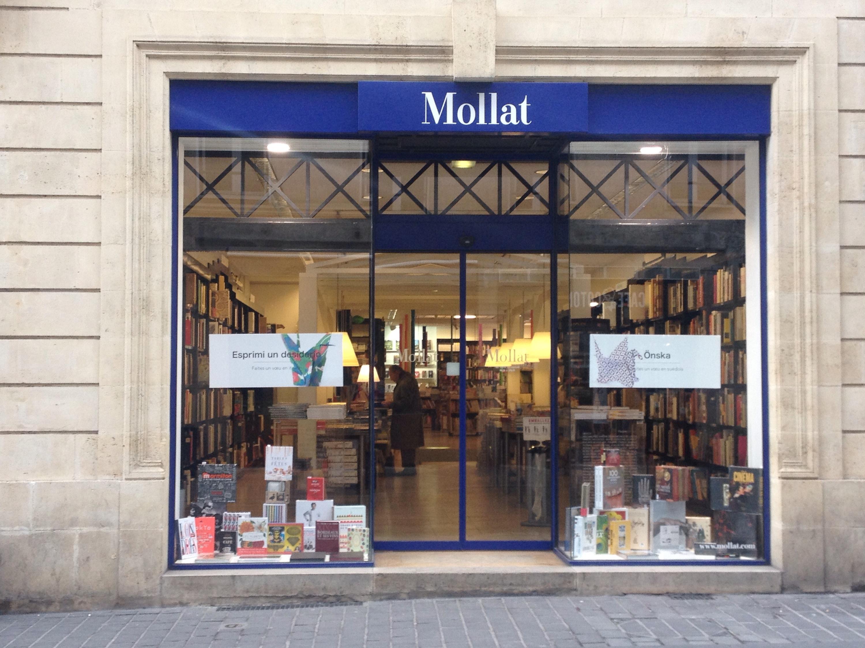 La libreria Mollat di Bordeaux.