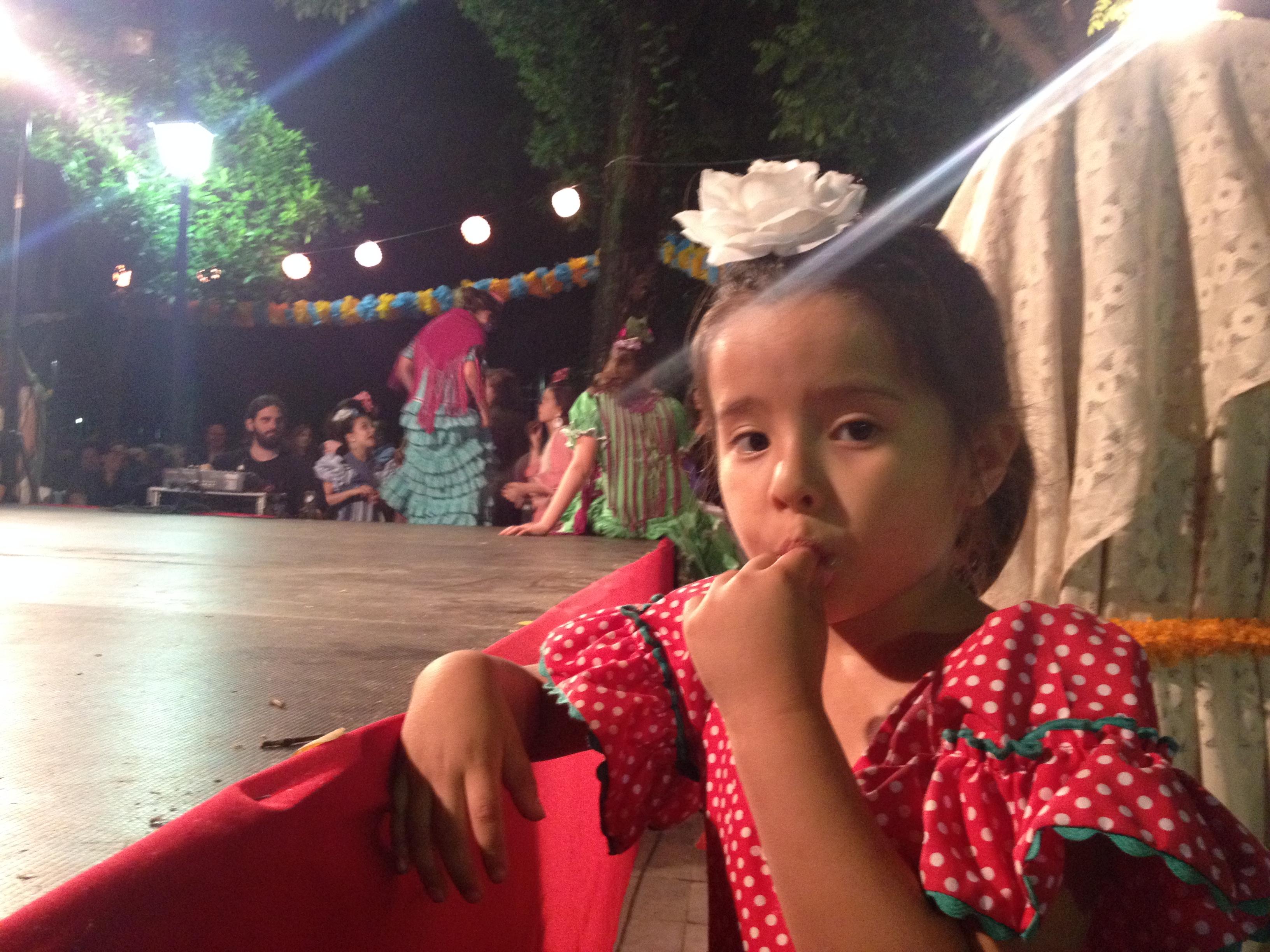 Flamenco @oltreilbalcone